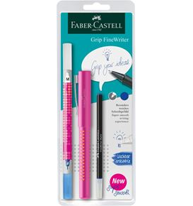 Faber-Castell - FineWriter Grip 2010, sada, 3 ks